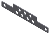 "32-36"" Gap Plate"